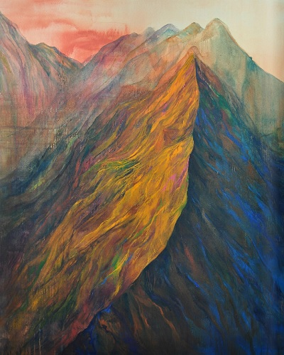 Kim Jiseon: Orange Mountain (2010)