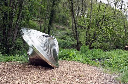 Sungfeel Yun's sculpture Energy P-04