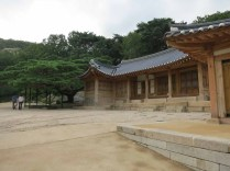 The Byeolchae and the gardens beyond