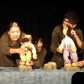 Thumbnail for post: Edinburgh Fringe visit: Kkumdongi Puppet Theater — Climb a Willow to the Sea God's Palace