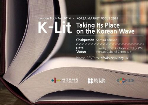 K-Lit forum poster