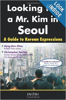 Looking for a Mr Kim in Seoul
