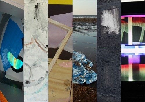 Featured image for post: Slice – group show at Hanmi Gallery from 7 December