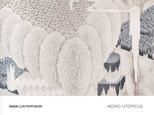 Featured image for post: HADA's seasonal group show: Homo Utopicus
