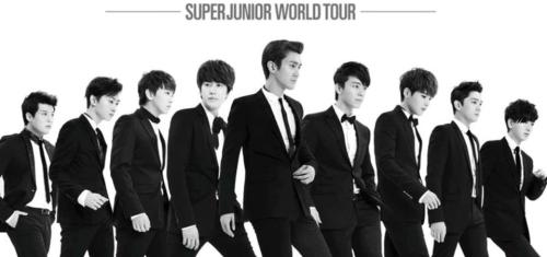 Super Junior - at Wembley this month
