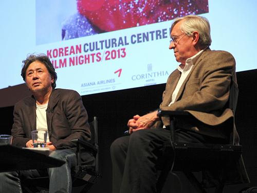 Mark Morris interviews Choi Min-sik