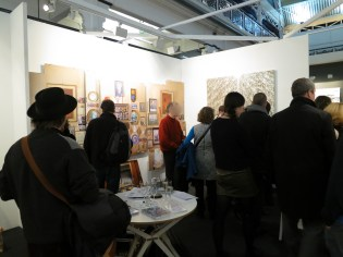 Union Gallery at London Art Fair - installation view