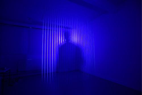 Nayan Kulkarni, Light Net (Studio Study), 2012
