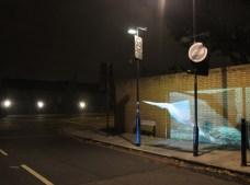 Hyerin Oh, Close eyes 05, video installation, 2013