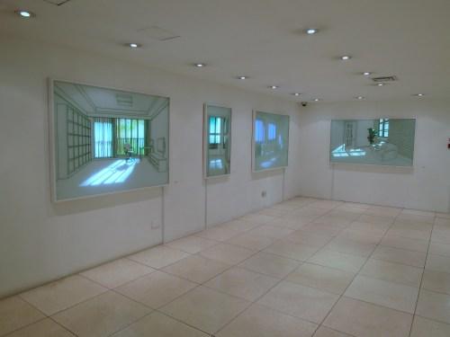 Hwang Seon-tae: installation view