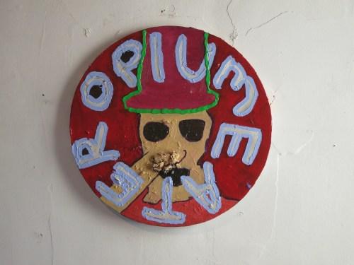 Leonard Johansson: Opium Eater III (2014)
