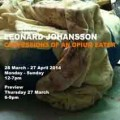 Thumbnail for post: Leonard Johansson: Confessions of an Opium Eater — at Hanmi Gallery