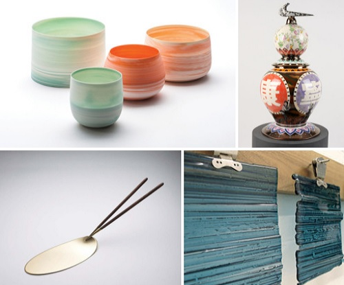 Featured image for post: Korean crafts and design at Collect 2014