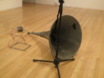 Kim Ingeun's audio installation