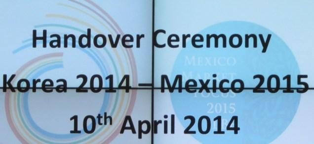 LBF - So, next year it's Mexico