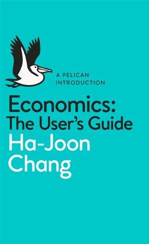 Ha-Joon Chang in Pelican