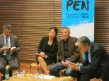 LBF - Hwang Sok-yong at the Free Word Centre on 7 April