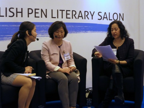 Post image for English PEN video: Hwang Sunmi in conversation with Maya Jaggi