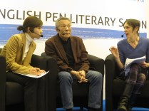LBF - Hwang Sok-yong in conversation with Jo Glanville