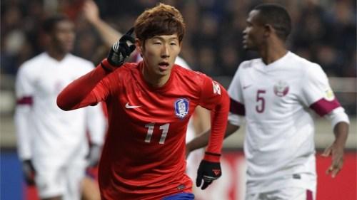 Bundesliga star Son Heung-min