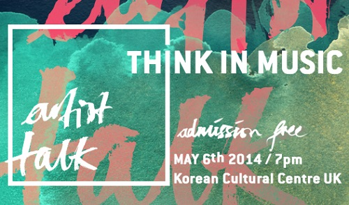 Think in Music banner