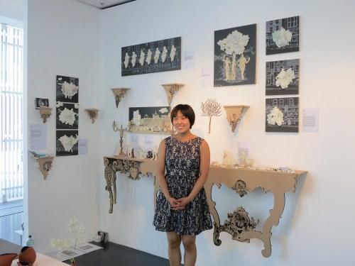 Kim Sun-ae (MPhil Ceramics & Glass)