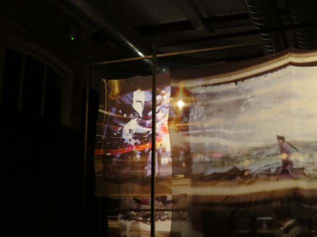 Junyong Cho: Crystal Time Series. MFA degree show, July 2014