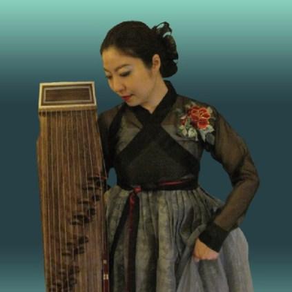 Ji Eun Jung - kayagum