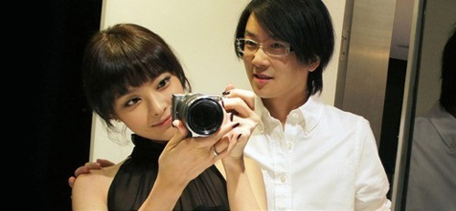 Seo Taiji and Lee Eun-sung