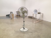 Jewyo Rhii: Cooling System (2010). At Wilkinson Gallery, 13 September 2014.