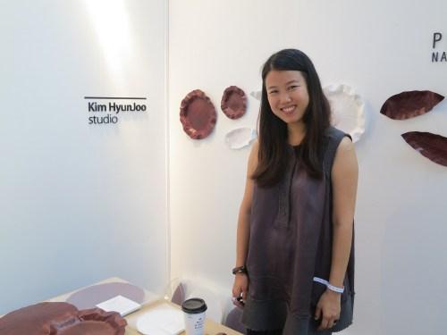 Kim Hyunjoo of Kim Hyunjoo Studio + MZDB