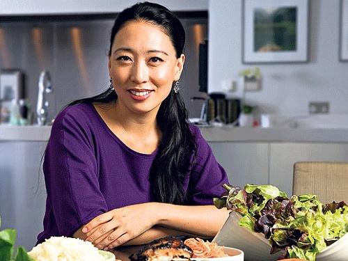 Judy Joo - photo: Philip Hollis / Sunday Telegraph