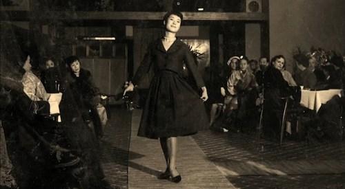 Um Aing-ran as Hepburn