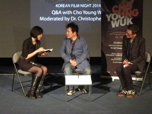 Featured image for post: Cho Young-wuk on waltzes, playgrounds and working with Park Chan-wook