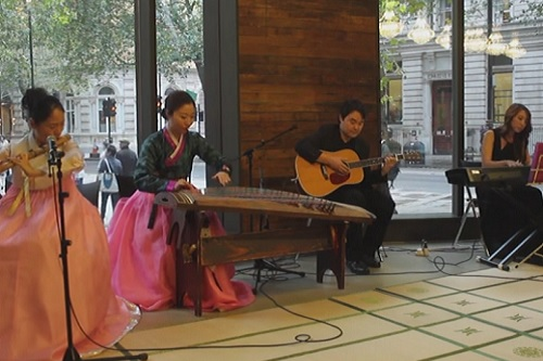 Post image for Korea Chronicles – programme and video of the opening performance