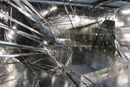 Lee Bul - Diluvium (2014) at the Korean Cultural Centre UK