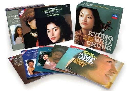 Kyung Wha Chung box set