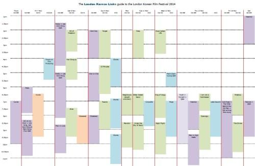 LKFF-schedule