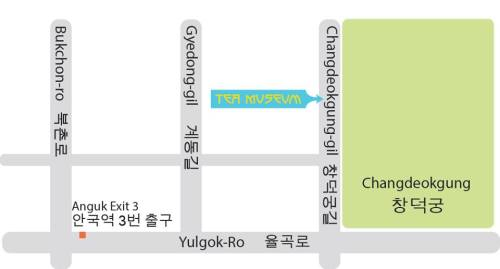 Tea Museum location
