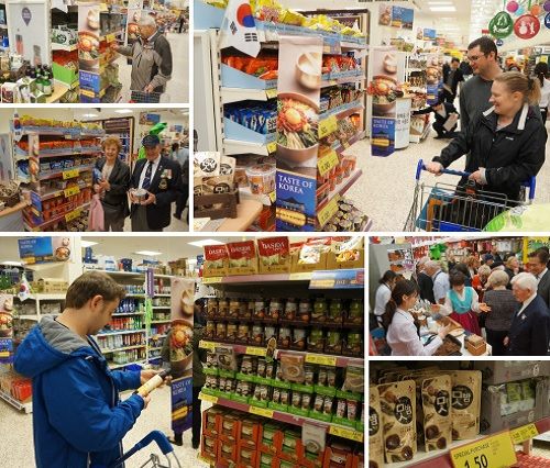 Featured image for post: Taste of Korea promotion runs in over 60 Tesco stores