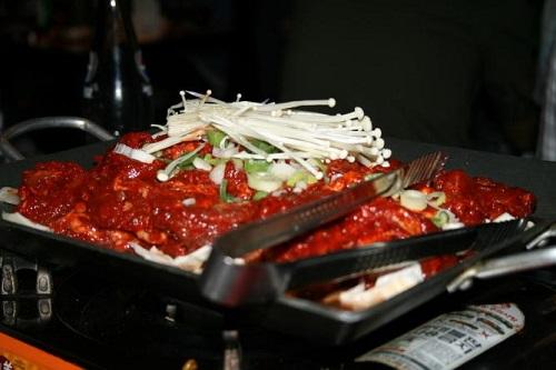 Al Buja restaurant in Gangnam