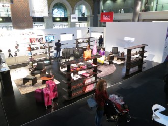 A view of the Innodesign stand at KBEE