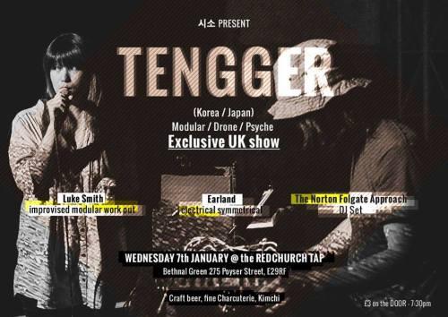 Tengger gig