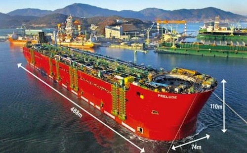 Featured image for post: Daewoo, Hyundai and Samsung battle to build the biggest ships