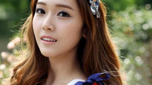 Jessica from Girls Generation