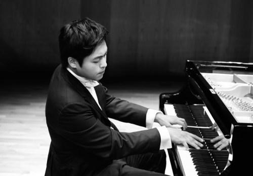 Sunwook Kim (Photo: Hajin Ahn)