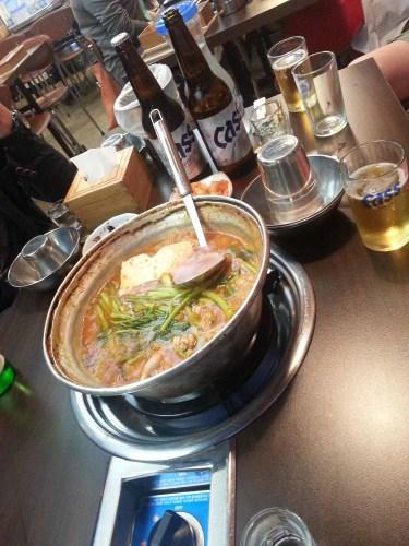Drinking in Daehakro