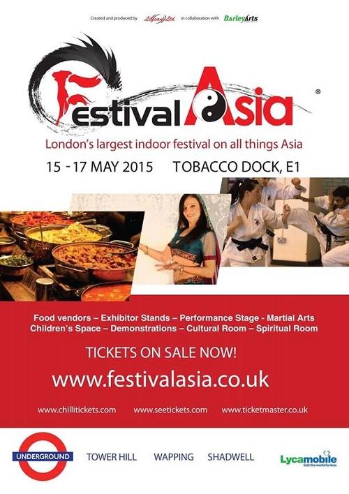 Festival Asia poster