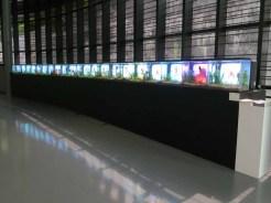 At the Paik Nam June Art Center, June 2014