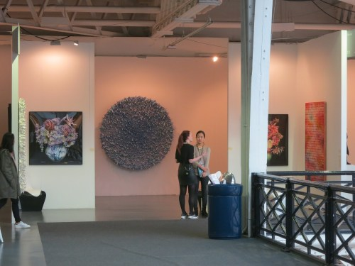 Works by Chun Kwang-young and Park Hyojin at Skipwiths